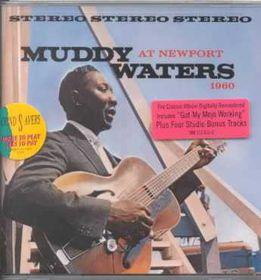Muddy Waters - At Newport 1960 (CD)