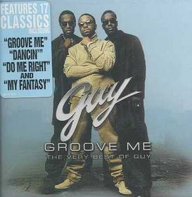 Groove Me-Very Best of Guy - (Import CD)