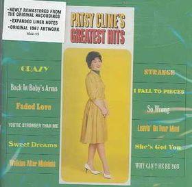 Patsy Cline - Greatest Hits (CD)