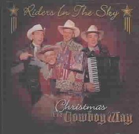 Christmas the Cowboy Way - (Import CD)