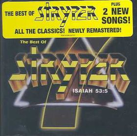 7-the Best of Stryper - (Import CD)