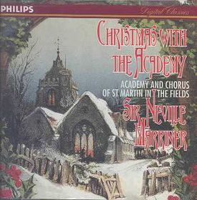 Christmas with the Academy - (Import CD)