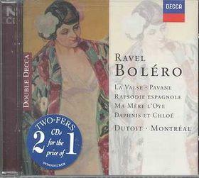 ```` - Bolero / La Valse / Pavane / Rapsodie Espagnole Etc (CD)