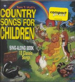 Country Songs for Children - (Import CD)