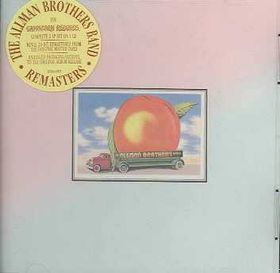 Allman Brothers Band - Eat A Peach (CD)