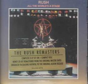 All the World's a Stage - (Import CD)