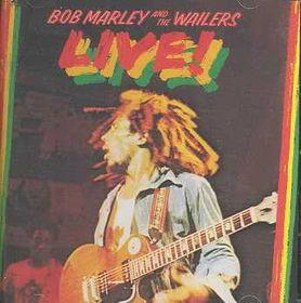 Bob Marley - Live (CD)