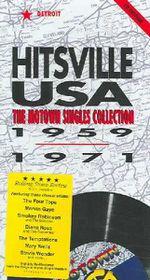 Hitsville USA:Motown Singles 1959-71 - (Import CD)