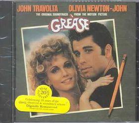 Original Soundtrack - Grease (CD)