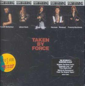 Taken by Force - (Import CD)