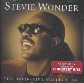 Stevie Wonder - Definitive Collection (CD)