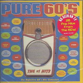 Pure 60's the # 1 Hits - (Import CD)