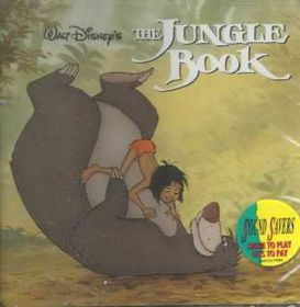 Jungle Book (OST) - (Import CD)