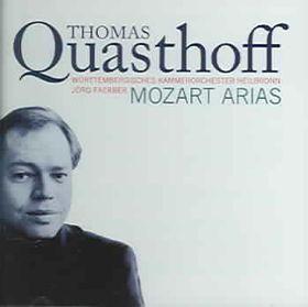 Thomas Quasthoff - Mozart Arias (CD)