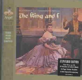 Original Soundtrack - The King & I - (EMI Import CD)