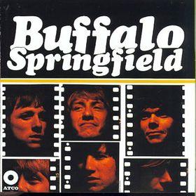 Buffalo Springfield - Buffalo Springfield (CD)