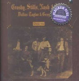 Crosby, Stills, Nash & Young - Deja Vu (CD)