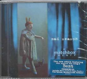 Mad Season - (Import CD)