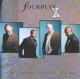Fourplay - X (CD)