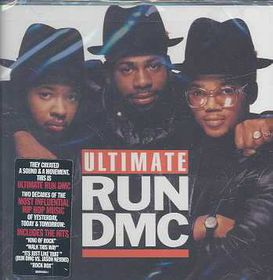 Ultimate Run Dmc - (Import CD)