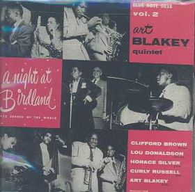 Blakey Art - A Night At Birdland - Vol.2 Remastered (CD)
