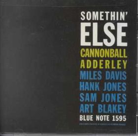 Adderley Cannonball - Somethin' Else - Remastered (CD)