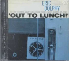 Dolphy Eric - Out To Lunch - Remastered (CD)