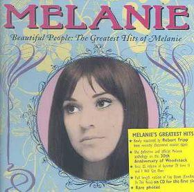 Beautiful People:Greatest Hits Melani - (Import CD)