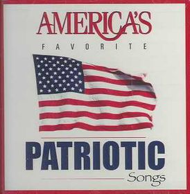 America's Favorite Patriotic Songs - (Import CD)