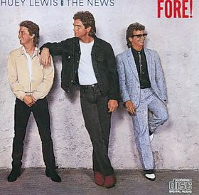 Huey Lewis & The News - Fore (CD)