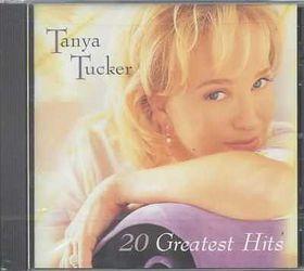 Tanya Tucker - 20 Greatest Hits (CD)