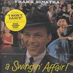 Swingin' Affair - (Import CD)