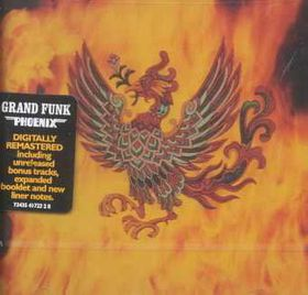 Grand Funk Railroad - Phoenix (CD)