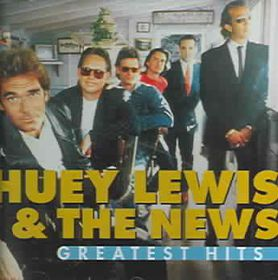 Lewis Huey & The News - Greatest Hits (CD)