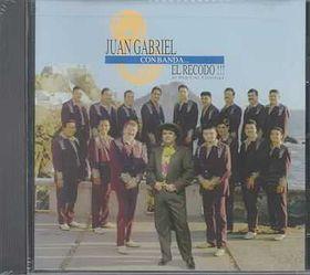 Juan Gabriel Con La Banda El Recodo - (Import CD)