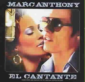 Anthony Marc - El Cantante (CD)