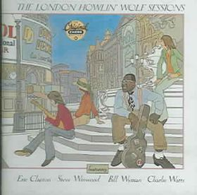 Howlin' Wolf - London Sessions (CD)