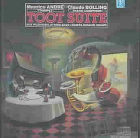 Claude Bolling - Toot Suite For Trumpet & Jazz (CD)