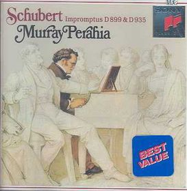 Murray Perahia - Impromptus - Complete (CD)