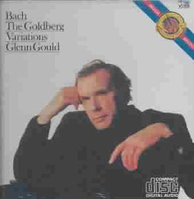 Glenn Gould - Goldberg Variations (CD)