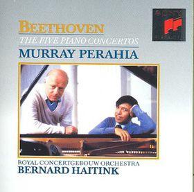 Murray Perahia - Piano Concertos Nos. 1-5 (CD)
