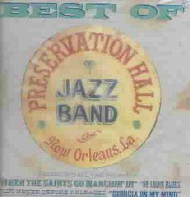 Preservation Hall Jazz Band - Best Of Preservation Hall Jazz Band (CD)