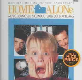 Home Alone-Original Soundtrack - (Import CD)