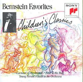 Leonard Bernstein - Favourite Childrens Classics (CD)
