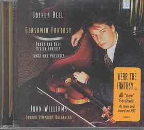 Joshua Bell - Gershwin Fantasy (CD)