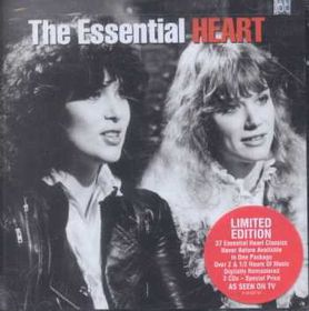 Heart - Essential Heart (CD)