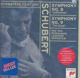 Leonard Bernstein - Symphonies Nos.8 & 9 (CD)