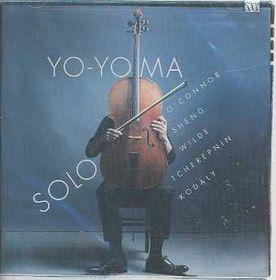Yo-Yo Ma - Solo (CD)