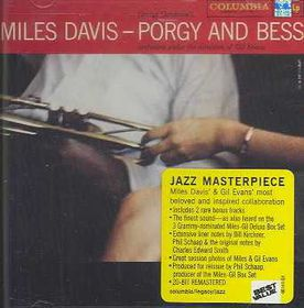 Miles Davis - Porgy & Bess (CD)