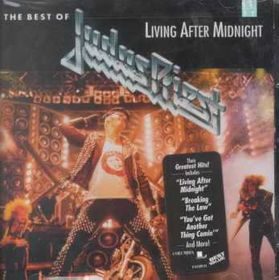 Judas Priest - Living After Midnight - Best Of Judas Priest (CD)